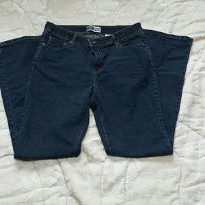 Levis Signature boot cut jeans